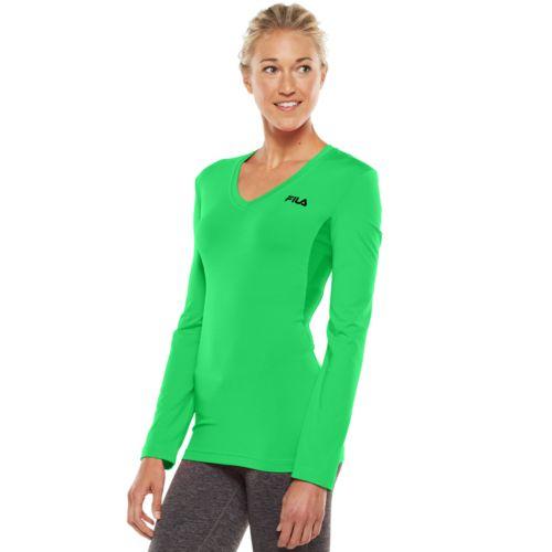 FILA SPORT® Workout Tee - Women's