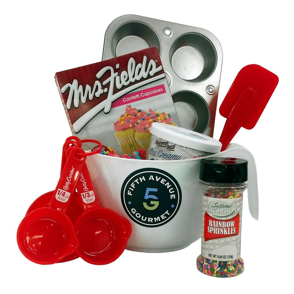 Bake Your Own Party Gift Basket
