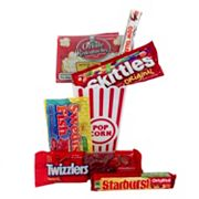 Movie Snack Gift Basket