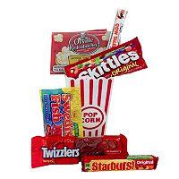 Movie Snack Gift Basket