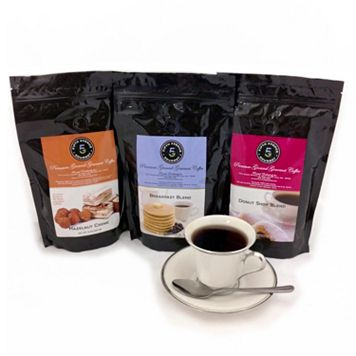 3-pk. Fifth Avenue Gourmet Coffee