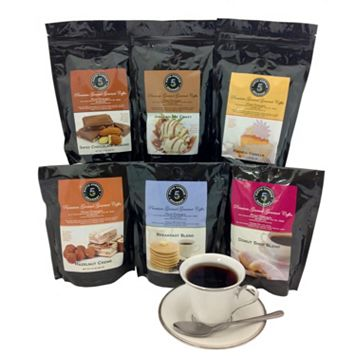 6-pk. Fifth Avenue Gourmet Coffee