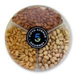 Trio Nut Sampler Gift Set