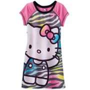Hello Kitty Animal Nightgown - Girls
