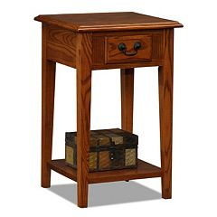 Leick Furniture Square End Table