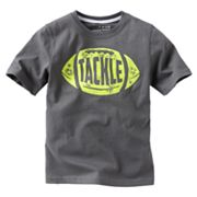 Jumping Beans Football Tackle Tee - Boys 4-7x
