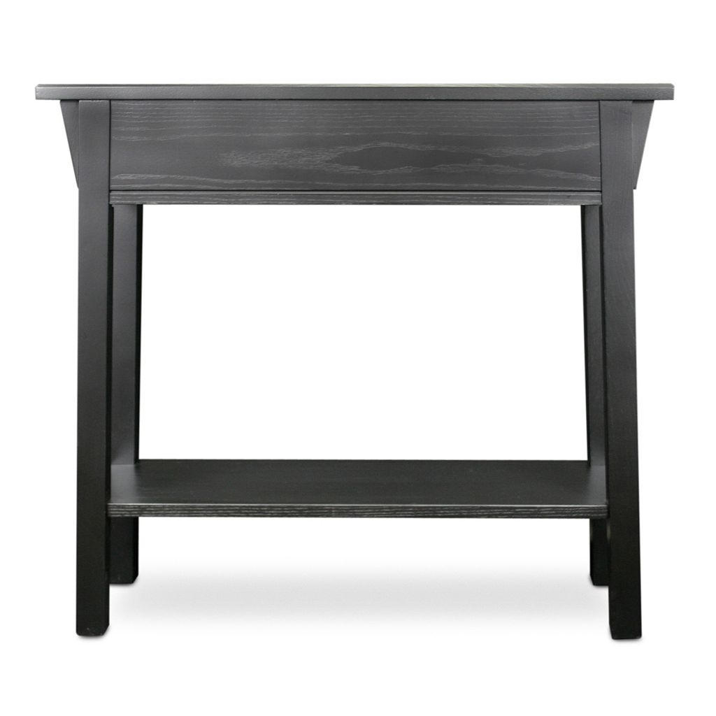 Leick Furniture Mission Console Table