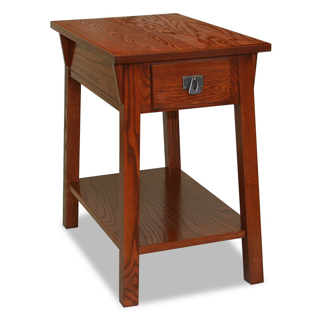 Leick Furniture Mission End Table