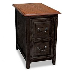 Leick Furniture Shaker End Table