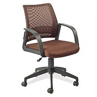 Leick Furniture Mesh Back Office Chair