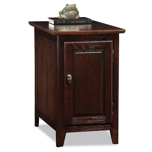 Leick Furniture Cabinet End Table