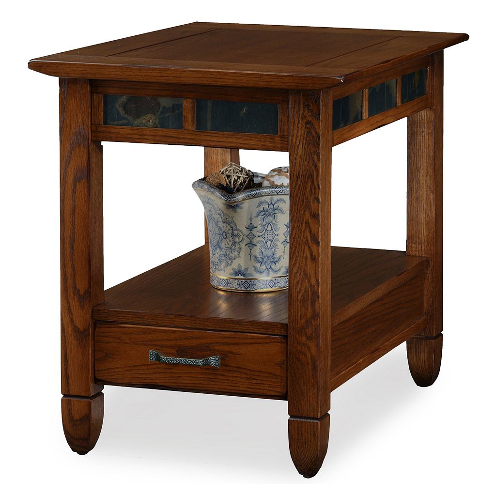 Leick Furniture Traditional End Table