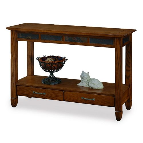 Leick Furniture Traditional Sofa Table