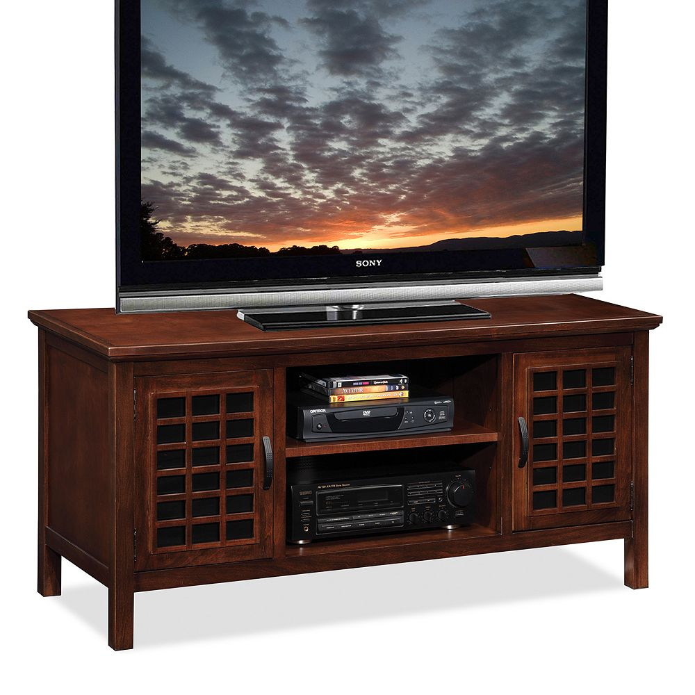 Leick Furniture Grid 50-in. TV Stand