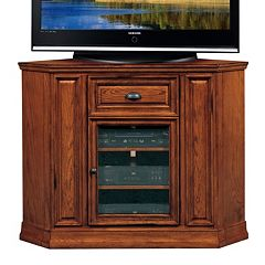 Leick Furniture Boulder Creek Corner TV Stand
