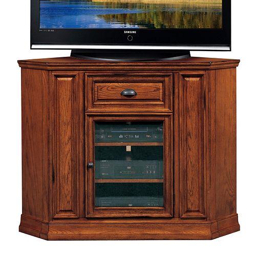 Jsp Furniture: Leick Furniture Boulder Creek Corner TV Stand