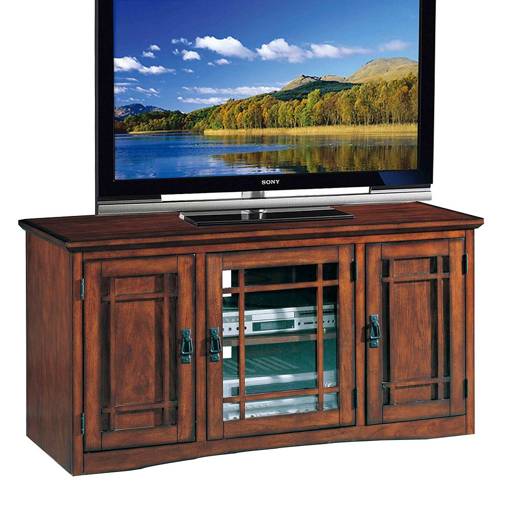 """Leick Furniture Mission 50"""" TV Stand"""