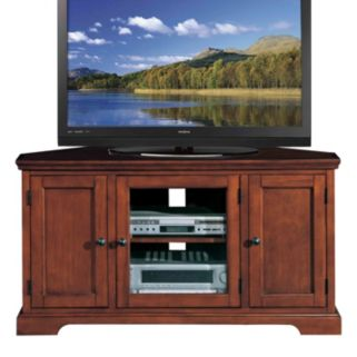 "Leick Furniture Westwood 46"" Corner TV Stand"