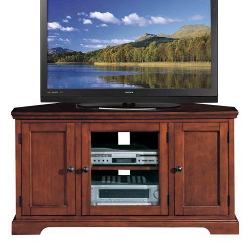 "Leick Furniture Westwood 46"" Corner TV Stand"