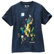Minecraft Tight Space Tee - Boys 8-20