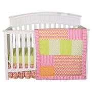 Trend Lab Savannah 3-pc. Crib Set
