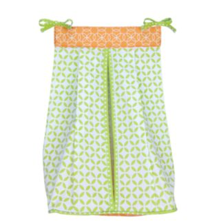 Trend Lab Geometric Diaper Stacker