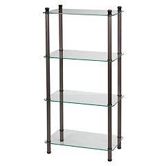 Creative Ware Home L'etagere 4-Shelf Storage Tower