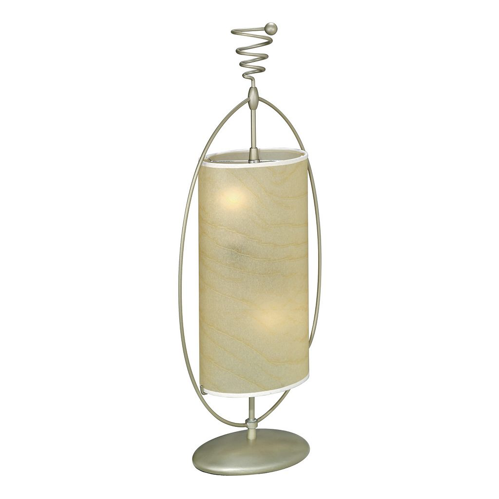 Lite Source Inc. Curly Table Lamp