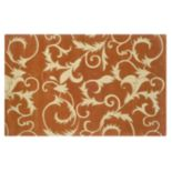 Linon Trio with a Twist Tapestry Rug 5' x 7'