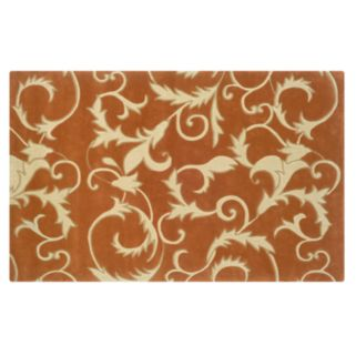 Linon Trio with a Twist Tapestry Rug - 8' x 10'