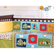 CoCaLo Baby Brooklyn 4-pc. Reversible Crib Bumper