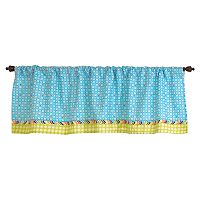 CoCaLo Baby Brooklyn Window Valance