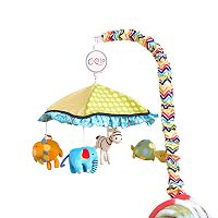 CoCaLo Baby Brooklyn Musical Mobile