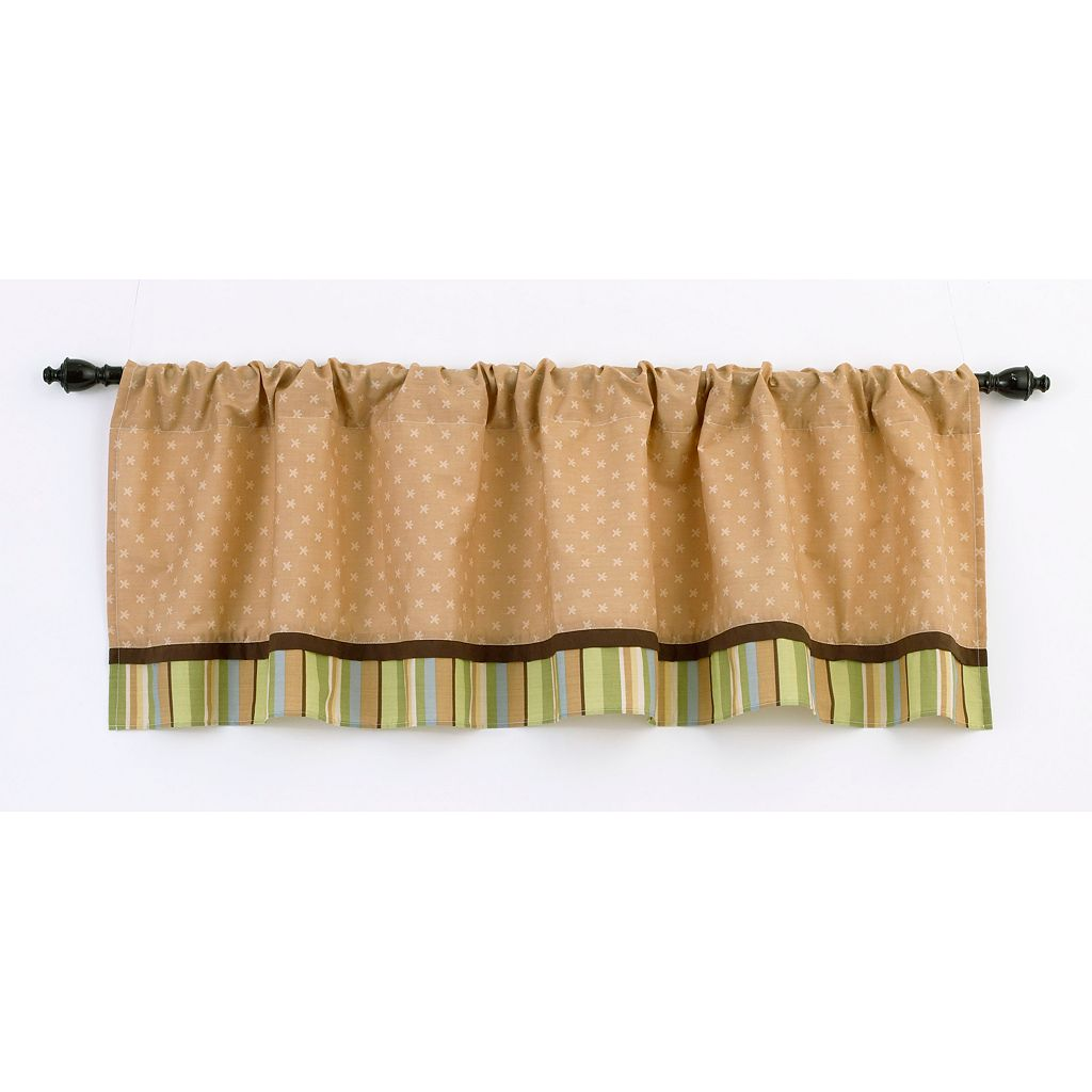 CoCaLo Baby Dinomite Window Valance