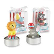 Kate Aspen 4-pk. Big Top Circus Candles