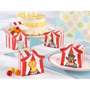 Kate Aspen 24-pk. Big Top Circus Favor Boxes