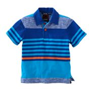 Tony Hawk Feeder Striped Polo - Boys 4-7x