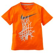 Nike Basketball Net Tee - Boys 4-7