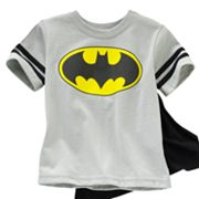 Batman Cape Tee - Toddler