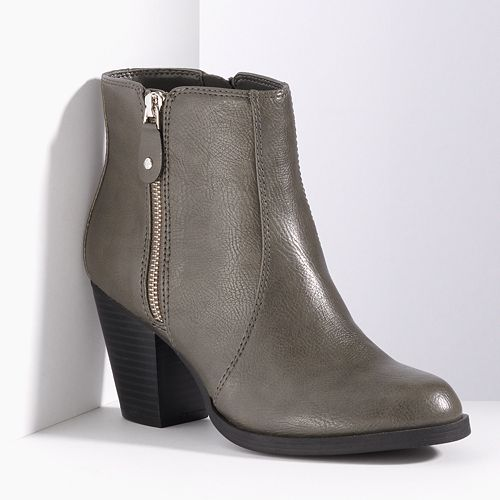 Simply Vera Vera Wang Ankle Boots - Women
