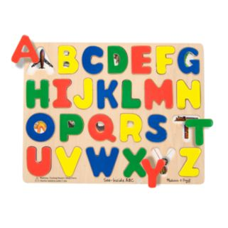 Melissa and Doug See-Inside ABC Puzzle