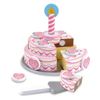 Melissa and Doug Triple-Layer Party Cake