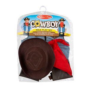 Melissa & Doug Cowboy Role Play Costume