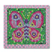 Melissa and Doug Butterfly Peel and Press Mosaic