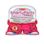 Melissa & Doug Smarty Pants Kindergarten Card Set