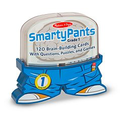 Melissa & Doug Smarty Pants First Grade Card Set