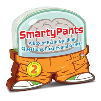 Melissa & Doug Smarty Pants Second Grade Card Set