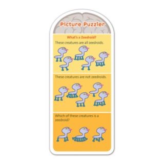 Melissa and Doug Smarty Pants Second Grade Card Set