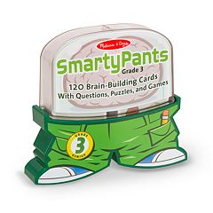 Melissa & Doug Smarty Pants Third Grade Card Set