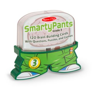 Melissa and Doug Smarty Pants Third Grade Card Set
